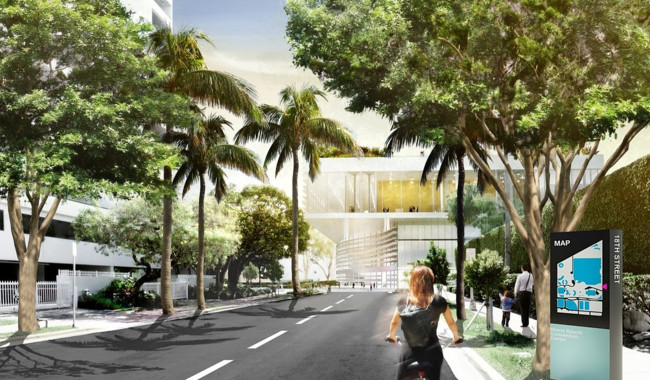 Rem Koolhaas Wins Competition to Redesign Miami Beach Convention Center