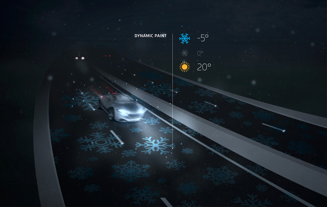 <p><strong>Smart Highway</strong><br />Dutch artist and designer Daan Roosegaarde designed a high tech highway to make roads sustainable and safe. The Smart Highway automatically adjusts with traffic
