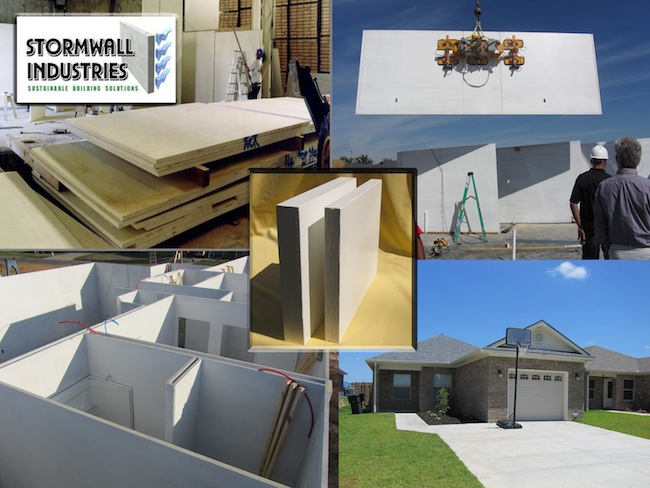 StormWall Industries - StormWall panels