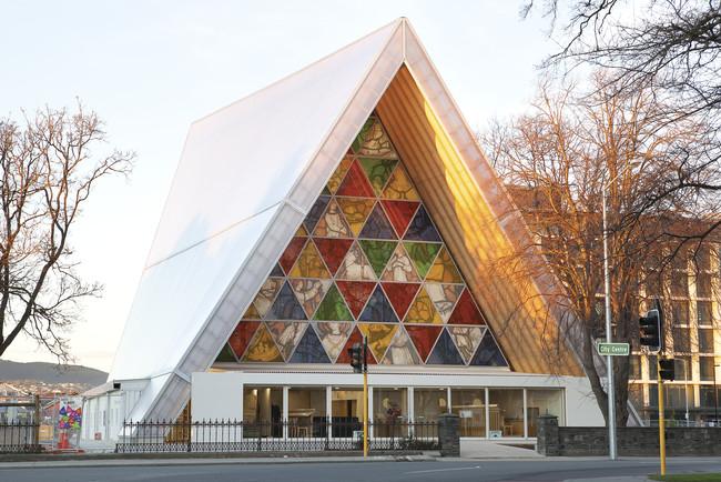 معماری با مقوا ، خانه مقوایی