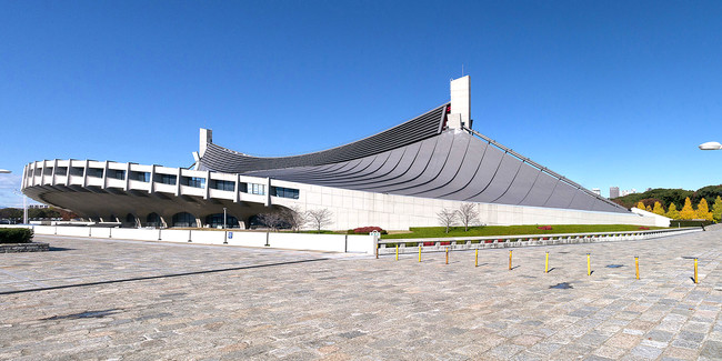 A range of existing facilities will be used for the 2020 Summer Olympic  and Paralympic games, including Kenzo Tange's Yoyogi National Gymnasium, completed in 1964 and built to house that year&#