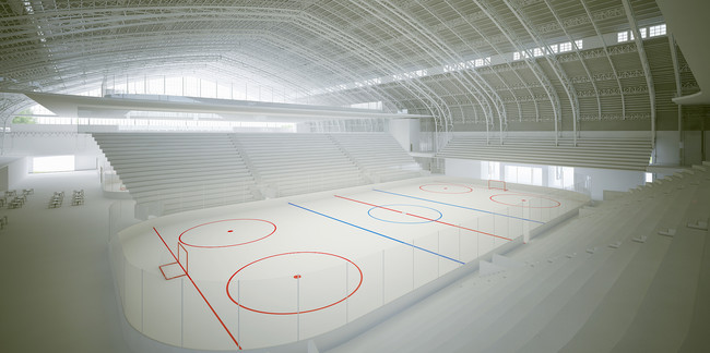 After sitting vacant for nearly 20 years, plans are now in motion to turn the Kingsbridge Armory in the Bronx into the world's largest ice sports facility. It was built between 1912-17 by the fi