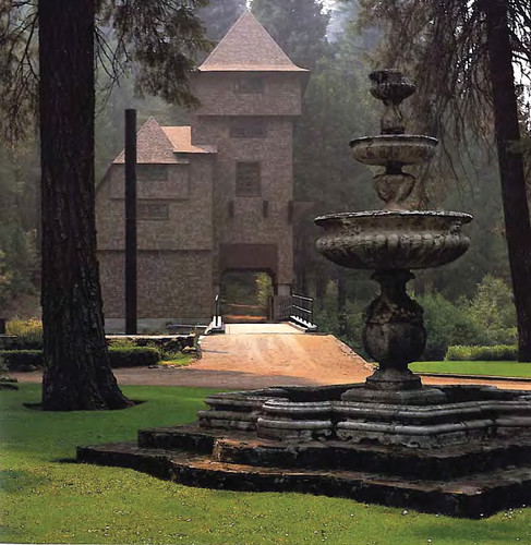 The Hearst Wyntoon Estate in McCloud, California.