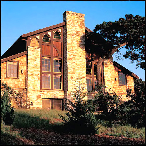 Asilomar YWCA Campus in Pacific Grove, California