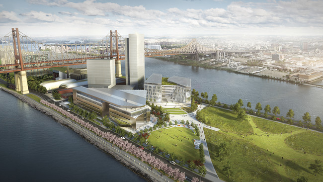 Bloomberg Leases Land for Cornell Tech Campus in NYC