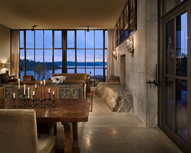 <p><strong>For Architecture and Interior Architecture: </strong></p><p>&#8232;The Pierre<br /> &#8232;Olson Kundig Architects&#8232;<br /> San Juan Islands, Washington</p>