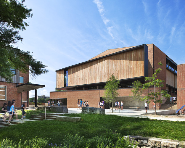 <p><strong>For Architecture:</strong></p><p><a href='http://archrecord.construction.com/projects/lighting/2012/11/quaker-meeting-house.asp' target='_blank'>&#8232;Quaker Meeting House and Arts Center,