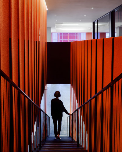<p><strong>For Interior Architecture&#8232;:</strong></p><p>Knoll Flagship Showroom, Offices, and Shop&#8232;<br />Architecture Research Office<br />New York City</p>