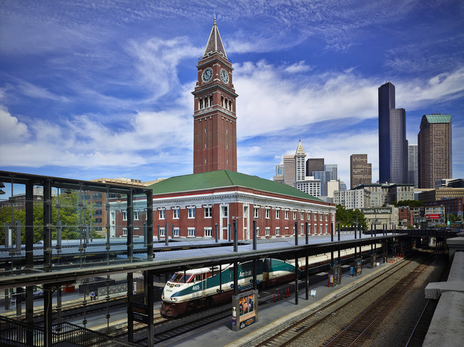 <strong>For Architecture: </strong><br /><br />King Street Station&#8232;<br />ZGF Architects LLP&#8232;<br />Seattle