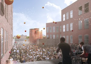 The Living, MoMA PS1 Young Architects Program