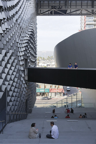 Morphosis's Emerson College Los Angeles Building Set to Open in March