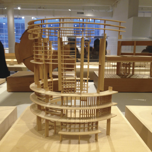 Richard Meier's Model Museum Makes a Move