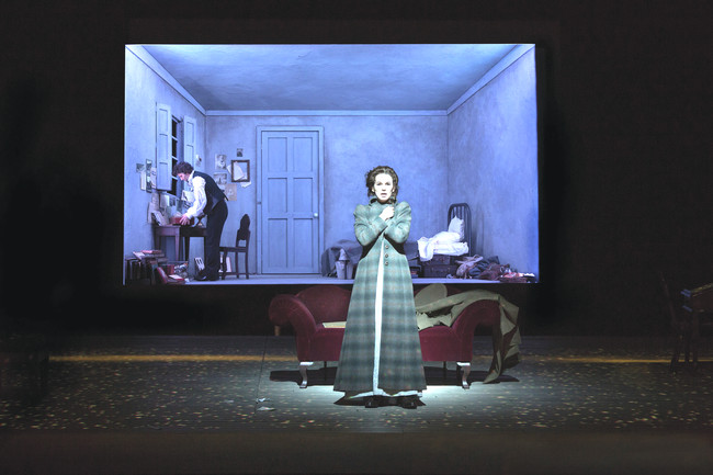Act Four: Werther&#8217;s Room, from Massenet&#8217;s <em>Werther</em>, Metropolitan Opera.
