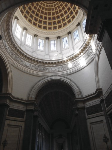 National Capitol, interior of dome.