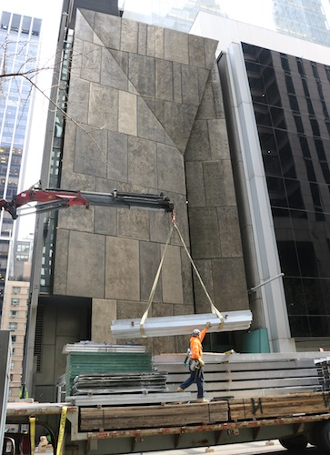 MoMA Begins Demolition of Folk Art Museum Building
