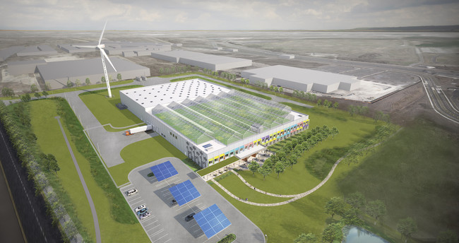 A Green Factory to Crop Up in Chicago