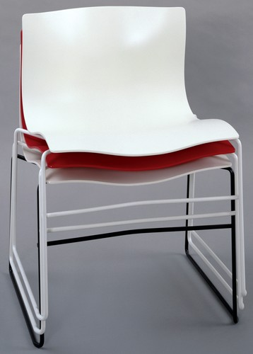 Massimo and Lella Vignelli, <em>Handkerchief Chair,</em> designed for the Knoll, 1985.<div id='_mcePaste'>&#65279;&#65279;
