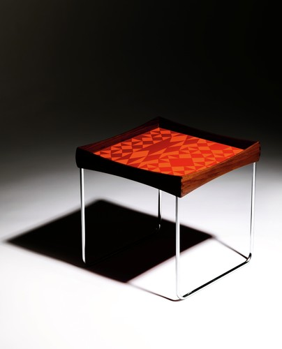 Hermann Bongard, Conform Table, 1961