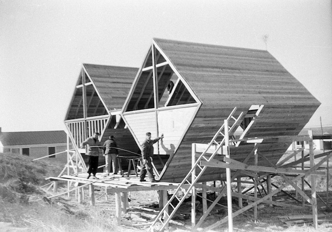 Pearlroth House construction, 1959<div id='_mcePaste'>&#65279;&#65279;