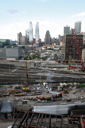 Hudson Yards progress