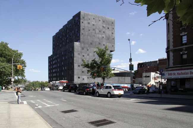 Sugar Hill David Adjaye