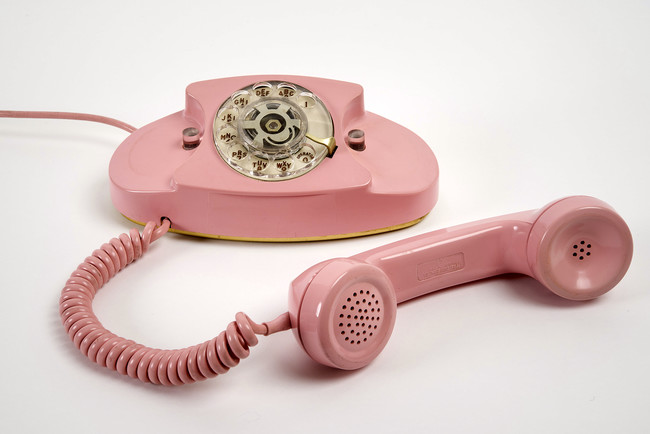 Henry Dreyfuss, Princess Phone, 1959.