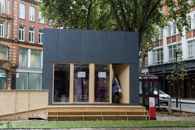 WikiHouse, a nonprofit project led by London-based Architecture 00, is an open-source construction set—an online library of adaptable components that allow anyone to design, download, and CNC-pr