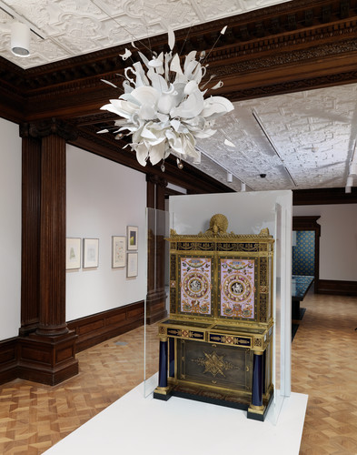 <em>Making Design</em> exhibits more than 350 objects from the Cooper Hewitt&#8217;s collection.<div id='_mcePaste'>&#65279;&#65279;