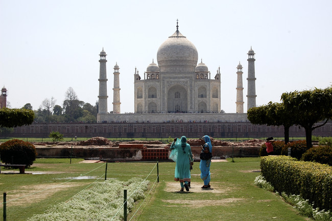 The World Monuments Fund named its restoration of the Mughal Gardens in Agra, with the Archaeological Survey of India, as its most important work in the built environment this year.<div id='_mcePaste'