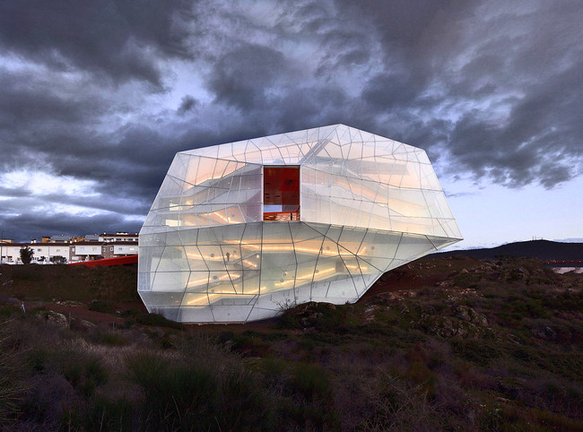 Plasencia Auditorium and Congress Centre<br />SelgasCano<br />C&#225;seres, Spain<br />2013