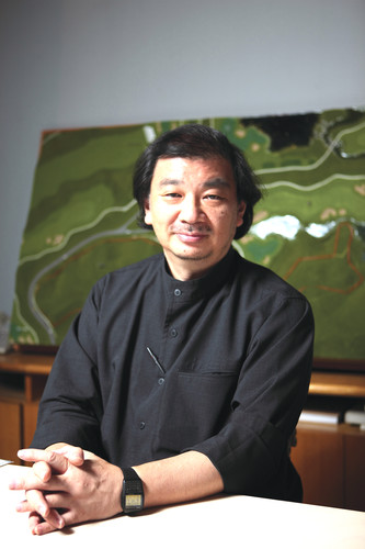 Architect Shigeru Ban has been developing and deploying emegency shelters since the early 1990s.