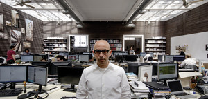 Nader Tehrani Named New Architecture Dean at Cooper Union