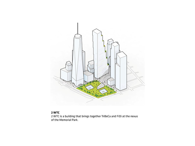 Big Unveils Redesign Of Two World Trade Center 2015 06 09 Architectural Record