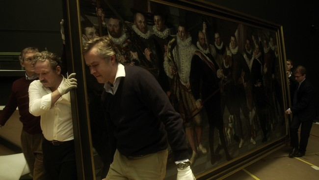 Film Review: The New Rijksmuseum