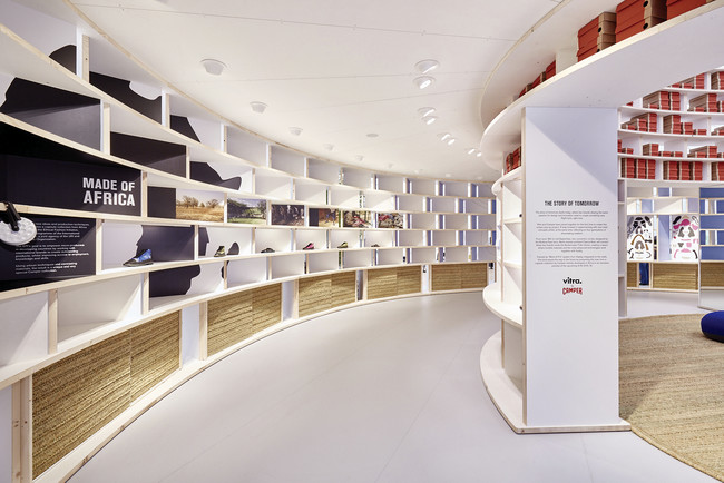If the Shoe Fits: Retail and Design Converge at Vitra Campus