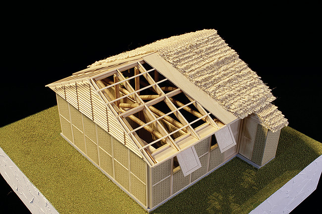 "Shigeru Ban Unveils Plans for ""Nepal Project"""