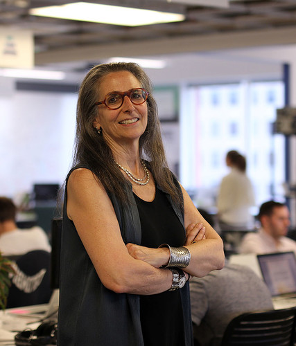 <strong>Pat Sapinsley, Activist</strong>: Honoring an architect who has used her skills for effecting change in the public realm<br />Managing director of Cleantech Initiatives at New York University&