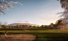 Zaha Hadid Quits Tokyo Olympic Stadium Competition