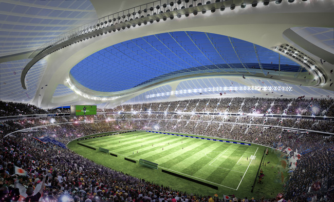 Zaha Hadid Quits Tokyo Olympic Stadium Competition