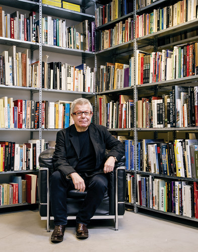 Daniel Libeskind today.