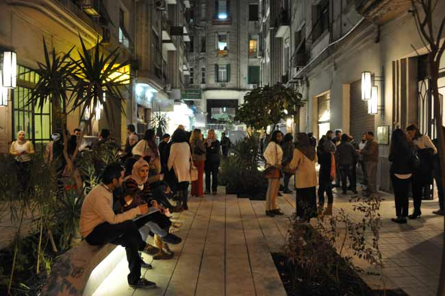 Symposium Deliberates the Future of Downtown Cairo