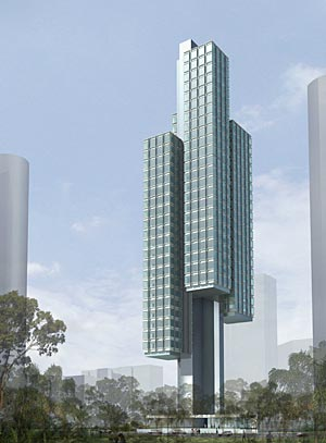 Singapore Scotts Tower | News | Architectural Record