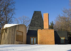 Gehry's Winton Guest House
