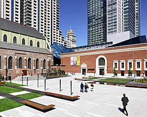 Contemporary Jewish Museum, in San Francisco