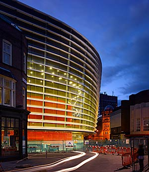 Curve, a theater in Leicester