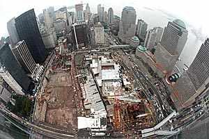 A Tale of Two Rebuilding Efforts at Ground Zero