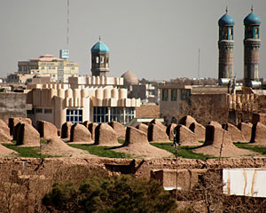 Afghanistan, Old City of Herat