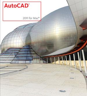 AutoCad 2011 for Mac