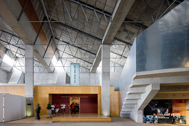 Noero Wolff Architects; Red Location Museum of Struggle; Port Elizabeth, South Africa; 1998-2005