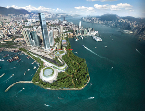 West Kowloon Cultural Complex, Hong Kong